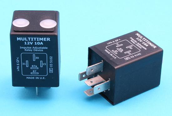 Polevolt ltd 12 volt timer relay configurable time delay on or 12 volt timer relay configurable time delay on or off sciox Gallery