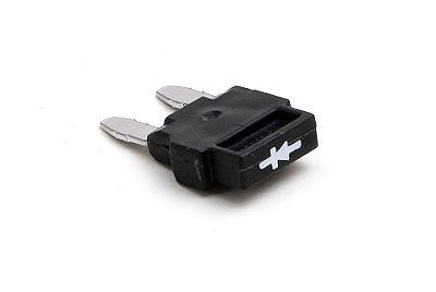 polevolt ltd mini blade fuse body fitted with 1 amp diode. Black Bedroom Furniture Sets. Home Design Ideas